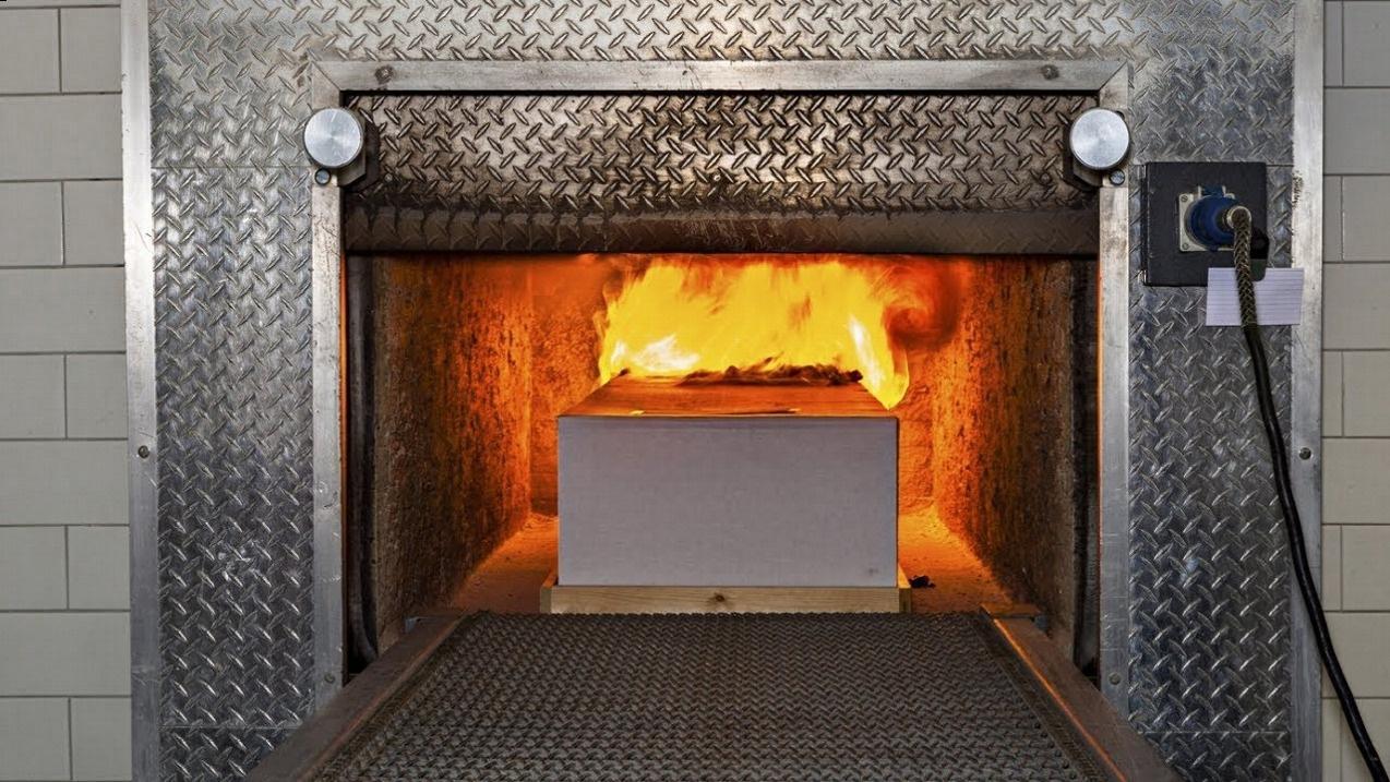 Плита, Защита от огня
