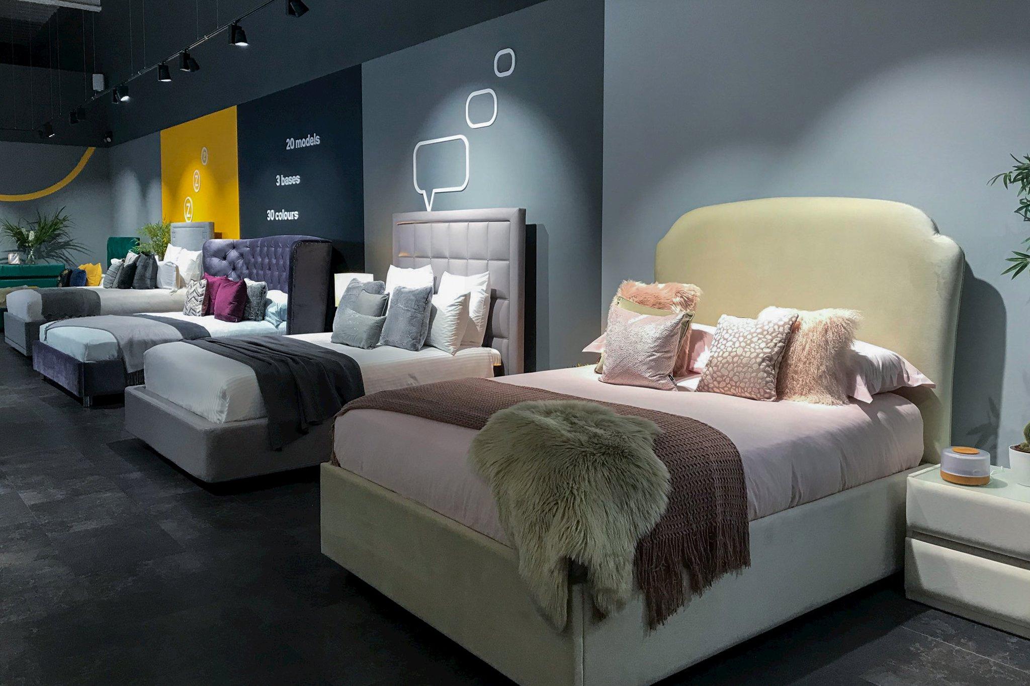 диван-студия, лоскутное одеяло