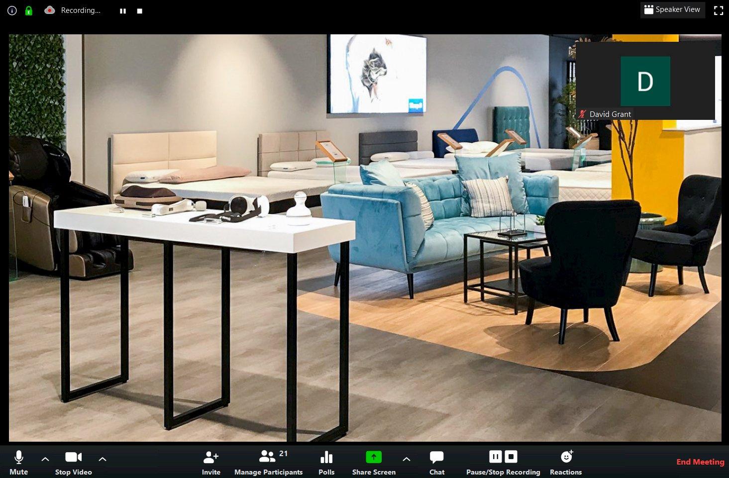desk, restaurant